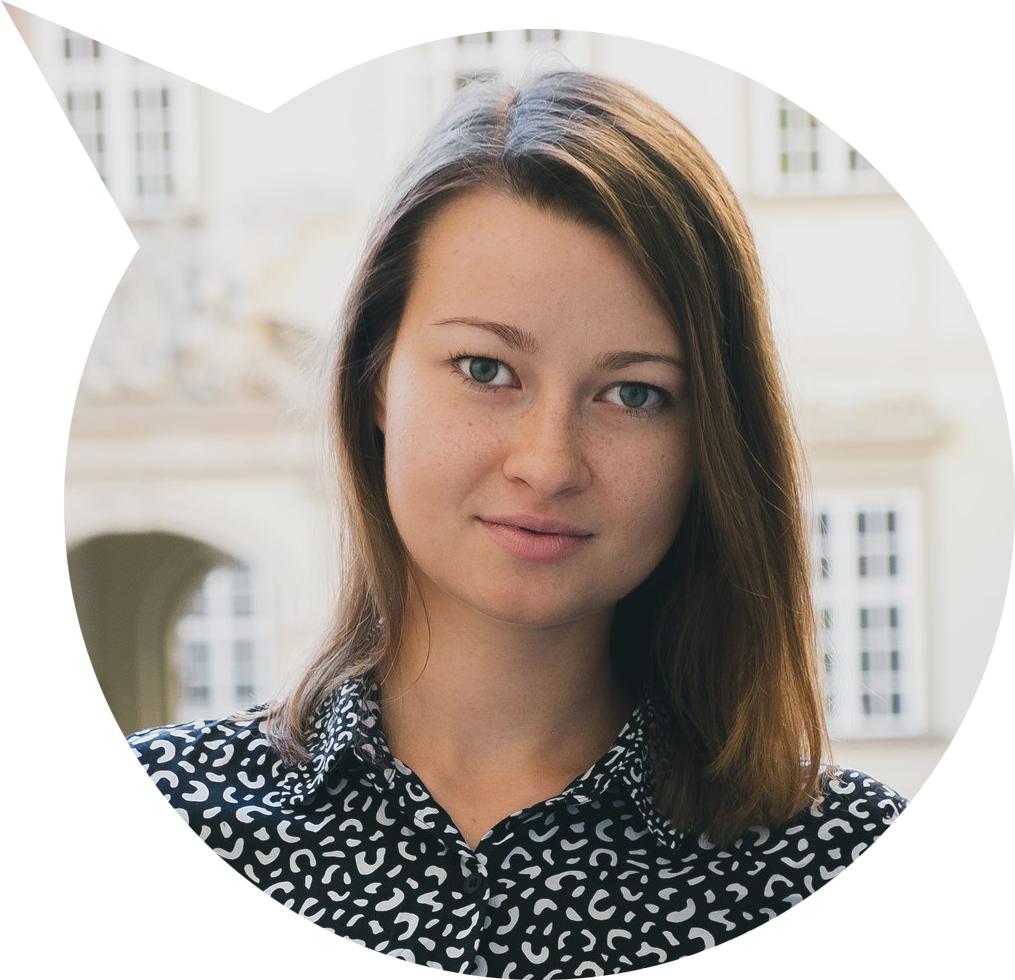 Анна Остроух - разработка интерфейса.