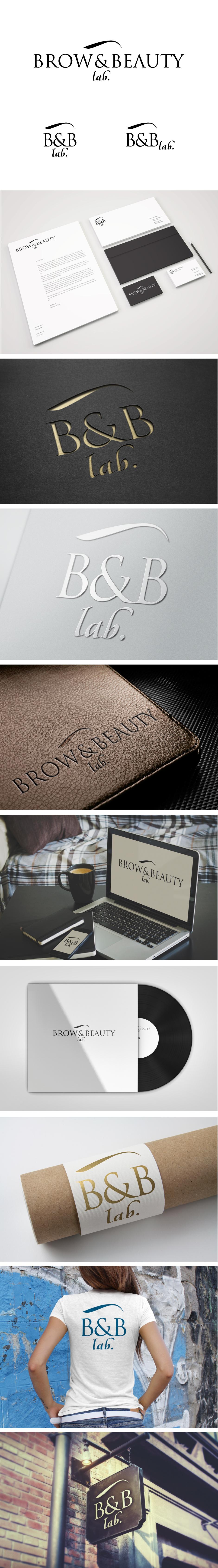 Разработка логотипа салона красоты